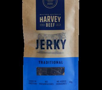Harvey Beef Traditional Jerky