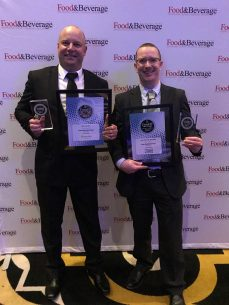 Harvey Beef scoops top award at Food and Beveerage awards