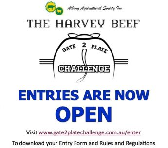 Harvey Beef Gate 2 Plate Challenge