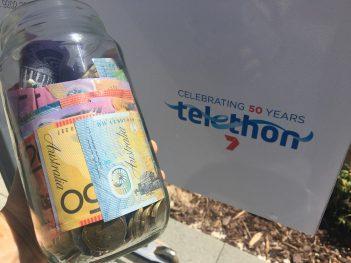 Harvey Beef Telethon Fundraising