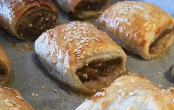 Harvey Beef Mince Sausage Rolls