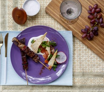 Harvey Beef Porterhouse Skewers