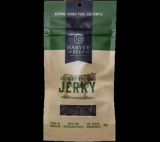Harvey Beef Hickory Smoked Jerky