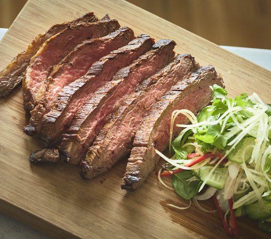 Aaron Carr Harvey Beef Skirt Steak